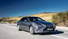 Essai Lexus ES 300h : la berline hybride pour changer du diesel