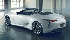 Lexus voudrait rivaliser avec la BMW Série 8 Cabriolet