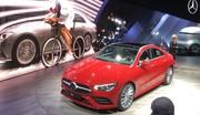 Mercedes CLA 2019 : premières impressions à bord du coupé 4 portes