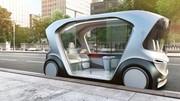 CES 2019 : La navette autonome connectée de Bosch