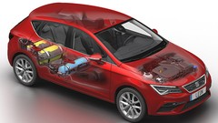 La Seat Leon au gaz naturel arrive en France