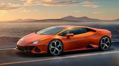 Lamborghini Huracan EVO : elle passe aux 4 roues directrices