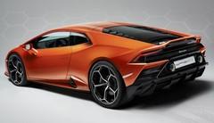 Lamborghini Huracan Evo : un restylage et plus de puissance