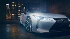 Lexus LC Cabriolet : à deux doigts de la série !