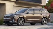 """Cadillac XT6 : Un """"petit"""" frère pour l'Escalade"""