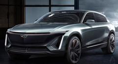 Le premier SUV électrique Cadillac dévoilé au Salon de Detroit