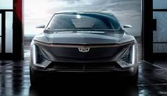 Cadillac EV Concept : Premier de cordée électrique