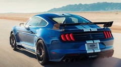Ford Mustang Shelby GT500 (2019) : Plus de 700 chevaux pour la Mustang Shelby GT500