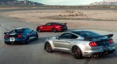 """Ford Mustang Shelby GT500 2019 : Une """"muscle car"""" de plus de 700 ch"""