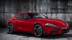 Toyota Supra: photos et infos officielles