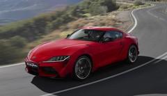 Voici enfin la toute nouvelle Toyota Supra