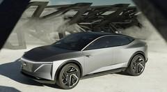 Nissan IMs Concept : berline sportive surélevée