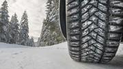 Pneus hiver : les plus étroits sont les meilleurs