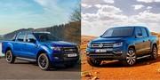 Volkswagen et Ford officialisent leur partenariat
