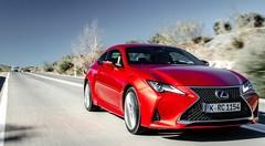 Essai Lexus RC300h 2019 : Améliorations cachées