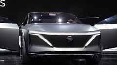 Concept IMs : Nissan va t-il enfin concurrencer Tesla ?