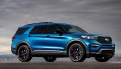 Ford dévoile l'Explorer ST : Une première