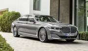 Mise à jour pour la BMW Série 7