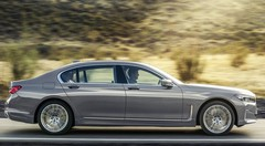 BMW Série 7 restylée : Des naseaux au format XXL