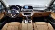 BMW Série 7 restylée : mise en conformité