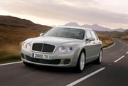 Bentley Continental Flying Spur Speed : Pour quelques chevaux de plus