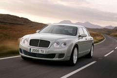 Bentley Continental Flying Spur Speed : Pour quelques chevaux de plus