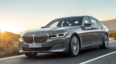 BMW Série 7 restylée (2019) : gigantisme germanique