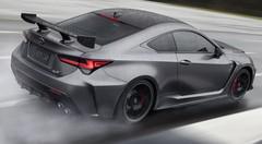 Lexus RC F Track Edition (2019) : la BMW M4 dans le viseur