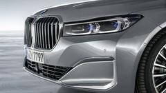 BMW Série 7 restylée : quel nez !