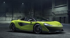 McLaren 600LT Spider : en 2019 uniquement