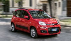 Fiat Panda 4x2 : une gamme simplifiée pour 2019