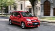 Nouvelle gamme pour la Fiat Panda 2019