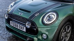 MINI Cooper S 60 Years Edition : happy birthday
