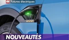 Les futures voitures électriques jusqu'en 2022