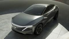 Nissan IMs : 483 chevaux pour ce concept de berline surélevée 100% électrique