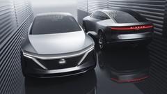 IMs Concept : la berline premium électrique surélevée signée Nissan