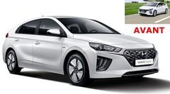 Hyundai Ioniq 2019 : Déjà l'heure du restylage