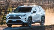 Essai Toyota RAV4 hybride : sous un style plus musclé se cache le plus sobre des SUV