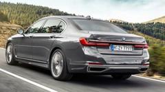BMW Série 7: restylage osé