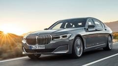 Nouvelle BMW Série 7 : un facelift important