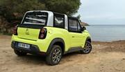 Citroën : l'e-Mehari va être arrêtée