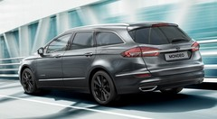 Ford Mondeo 2019 : Un léger restylage et une nouvelle version SW hybride