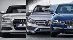 2018, année compliquée pour les marques premium Mercedes, BMW et Audi