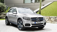 Essai Mercedes GLC F-Cell : L'hydrogène Plug-In
