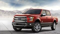 Ford prévoit un F150 électrique