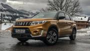 Essai Suzuki Vitara 2019 : précurseur devenu outsider