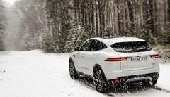 Essai Jaguar E-Pace 240 AWD: la chasseuse des neiges