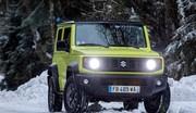 Essai Suzuki Jimny : hashtag SlowTravel