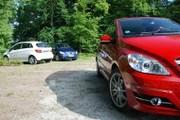 Essai Mercedes Classe B 170 NGT : Sur un filet de gaz