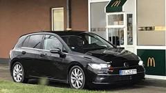 Volkswagen: la Golf 8 surprise au McDo?